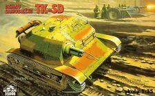 TK-SD POLISH SELF-PROPELED GUN 1/35 RPM panzer (tks)