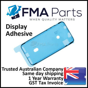iPhone XR 8 7 6S Plus Adhesive LCD Screen Display Assembly Frame Tape Seal Water