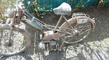 1 ancienne MOBYLETTE PEUGEOT BIMA BG A GALET ,scooter,moto,cyclo,motobecane