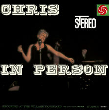 Chris Connor : Chris in Person CD (2014) ***NEW***