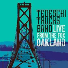 Tedeschi Trucks Band - Live From The Fox Oakland (NEW 2CD+DVD)