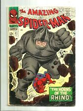 THE AMAZING SPIDER-MAN #41 (1966, Marvel) Silver Age Comic