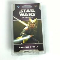 A Wretched Hive Force Pack The Card Game NEW SEALED Star Wars LCG