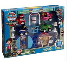 Paw Patrol Mission Paw Scene Ejection Toys