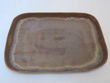 Vietri Forma Rectangler platter Earth Brown New $120