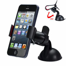 Universal Car Mobile Phone GPS Holder Stand Windshield Mount 4 Mobile/GPS(N1040)