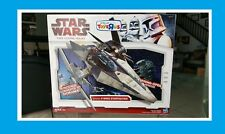 HASBRO STAR WARS THE CLONE WARS TOYS R US IMPERIAL V-WING STARFIGHTER