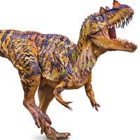 PNSO Ceratosaurus Figure Dinosaur Animal Model Toy Collector Decor Jurassic PO