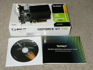 Palit GeForce GT 730 Video Card