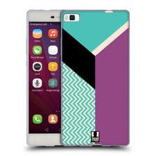 Cover e custodie turchese Per Huawei P8 lite per cellulari e palmari