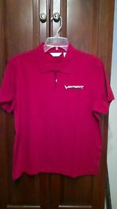 Viper Competition Coupe Ladies Shirt PING Collection Size Large Red