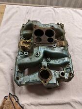 Original 1967 GTO manifold # 9786286 date code K276