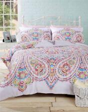 Linge de lit et ensembles avec des motifs Cachemire polyester