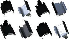 Disc Brake Pad Installation Kit Front,Rear Autopart Intl 1406-429130
