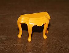 Playmobil princesses table demi cercle jaune 5146