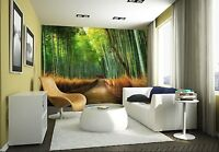 315x232cm Giant wall mural photo wallpaper Bamboo forest