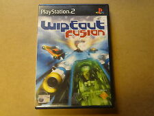 PLAYSTATION 2 GAME / WIPEOUT FUSION