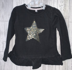 Girls Age 12-18 Months - Long Sleeved Top