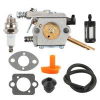 Carburetor Fuel filter Line kit for WT-45 FS48 FS52 FS66 FS81 FS106 BR400