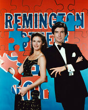 Remington Steele [Cast] (13686) 8x10 Photo