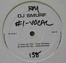 "DJ Smurf - It's Dat Booty That You Shakin / Cum On Me 12"" Atlanta Bass 1999"