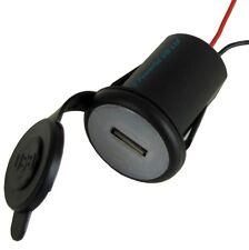 12v Flush mount USB outlet socket caravan motor home camper van vw power supply