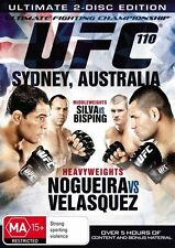 UFC #110 - Nogueira Vs Velasquez (DVD, 2010, Ultimate 2-Disc Edition)