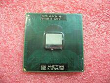 QTY 1x INTEL Core 2 Duo T6600 2.2 GHz/2M/800Mhz  Processor for Laptop SLGF5