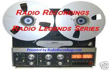 Radio Legends - Johnny Barrett WKBW Buffalo July 1961