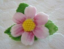 Vintage Brooch Pin ENGLAND Adderley Floral China