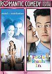 Maid In Manhattan/Fools Rush In (DVD, 2008, 2-Disc Set) - NEW!!