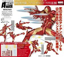 Kaiyodo 013149 Iron Man Bleeding Edge Armor Figurine