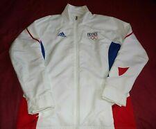 Veste(No Maillot)Adidas Officielle Equipe De France Olympique Taille L Neuve