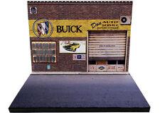 Diorama présentoir Buick - Don's Auto Service - 1/43ème - #43-2-A-A-059