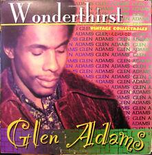 Glen Adams Wonderhirst LP vinyl Bunny Lee Coxsone Dodd Lee Perry Rocksteady SKA