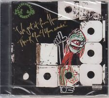 A Tribe Called Quest / We got it from Here... Thank You 4 Your service [Explicit
