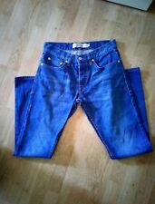 Topman Regular Slim Jeans Size W28in L29in