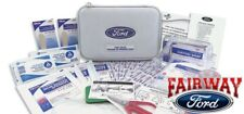 Ford Factory Emergency Roadside First Aid Kit - Custom Fire Retardant Case! NEW