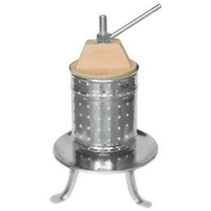 Mini Fruit Press PA3 (3 litre) Stainless Steel