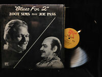 Zoot Sims/Joe Pass-Blues For 2-Pablo 2310879-SHRINK