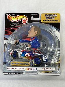 ERROR 1999 Hot Wheels Radical Rides Mark Martin #6 in Mayfield Packaging NIP