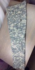 US Army Combat Uniform Trousers L Mens Pants SPM1C1-09-D-N034 Digital Camouflag