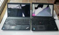 Lot of 2 Lenovo ThinkPad Edge E530/E531 Intel Core i5 0GB HDD 1GB RAM WEBCAM