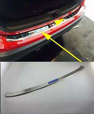 Rear Bumper Protector Sill Plate for 2014-2017 Nissan Qashqai Rogue Sport Steel