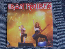 "IRON MAIDEN - Running free / Sanctuary -  45T / 7"" - NEUF"