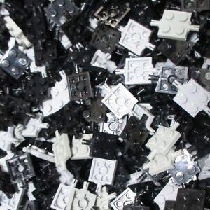 Used LEGO® - 500g-Packs - Car-Parts - 4600 - Platte, Modifiziert 2 x 2 mit Rad-H
