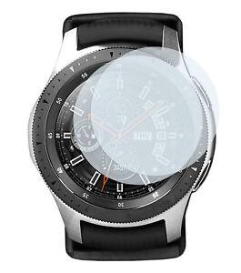 mumbi 2x Folie für Samsung Galaxy Watch 46mm Schutzfolie Displayschutzfolie klar