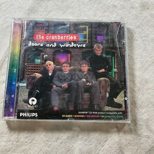 doors and windows by The Cranberries (CD, Apr-1995, Philips