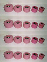 Stones Combo For 34 To 60 Cylinder Engine Hone 16 Pcs Grit 120-180-220-320