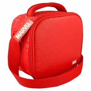Marvel On The Go Large Lunch Bag